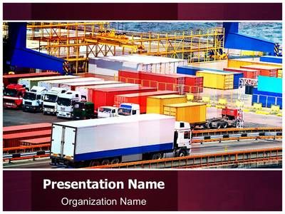 109 best transport and automobile powerpoint templates images on cargo trucking powerpoint template is one of the best powerpoint templates by editabletemplates toneelgroepblik Gallery