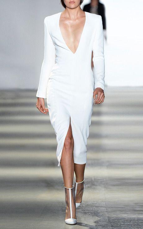 Wes Gordon Spring/Summer 2014 Trunkshow Look 23 on Moda Operandi