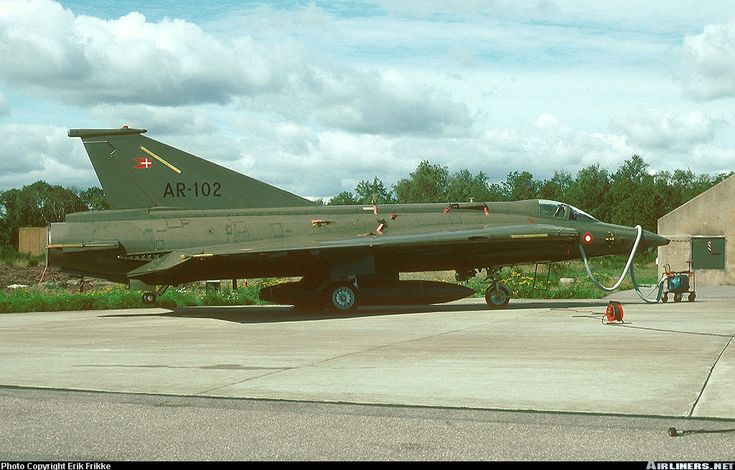 Saab RF-35 Draken - Denmark - Air Force | Aviation Photo #0326681 | Airliners.net