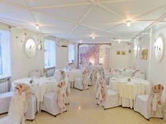 Белый зал – Банкетный ресторан «Праз-д-ник»
