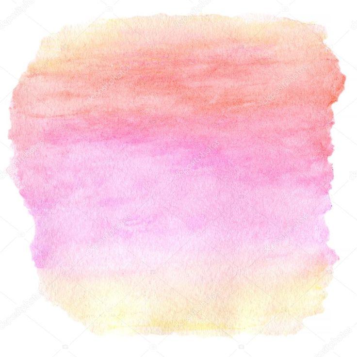 Картинки по запросу яркий акварельный фон