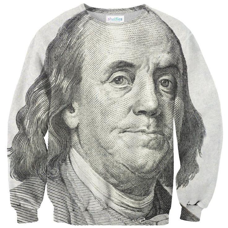 Sweatshirts - Benjamin Franklin Sweater