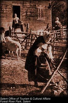 Farming lifestyle during the late 1600s