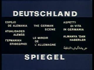 Vorläufer von Deutsche Welle TV