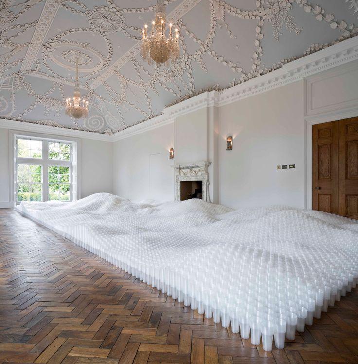 Tara Donovan Exhibition at Jupiter Artland in Edinburgh ...