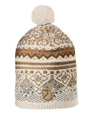 Jacquardmütze (beige) von Fjällräven - Hüte, Mützen & Handschuhe - Accessoires - Damenmode Online Shop - Frankonia.de