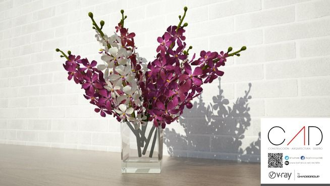 Florero de cristal - 3D Warehouse