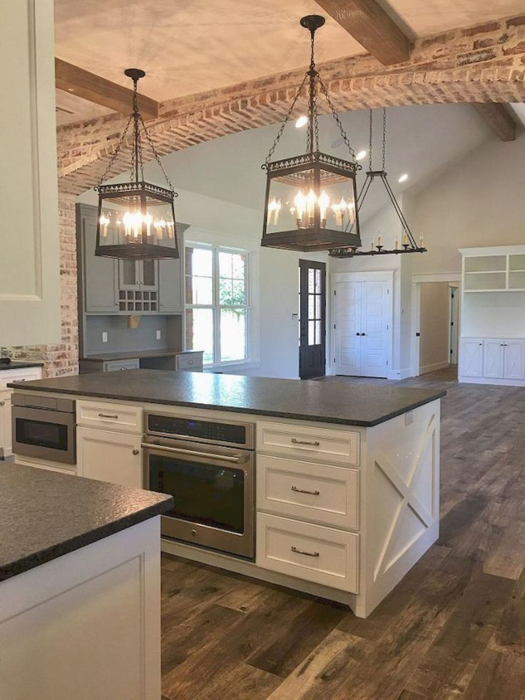 100 Stunning Farmhouse Kitchen Ideas On A Budget Colors Of Cabinets
