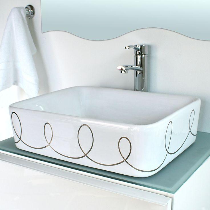 Bathroom Sinks Las Vegas 15 best contemporary bathrooms + hand-painted sinks images on