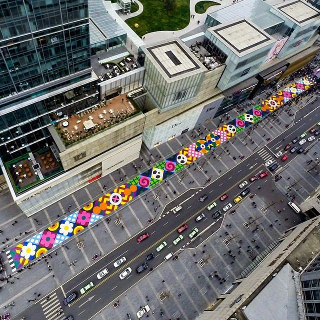 """Candy Carpet 