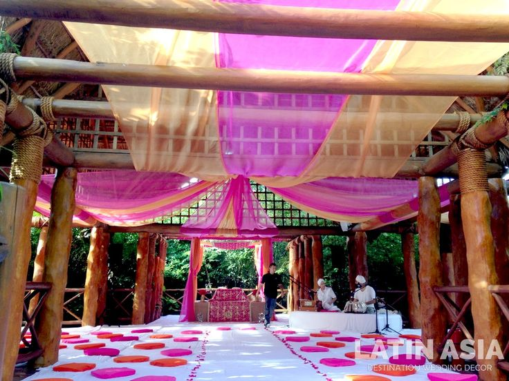 #sikh #ceremony #indiandestinationweddings #cancun #rivieramaya