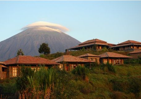 When to Use a Tour Operator to Book a Trip to Africa: The Cottages (Bandas) of Virunga Lodge, Rwanda