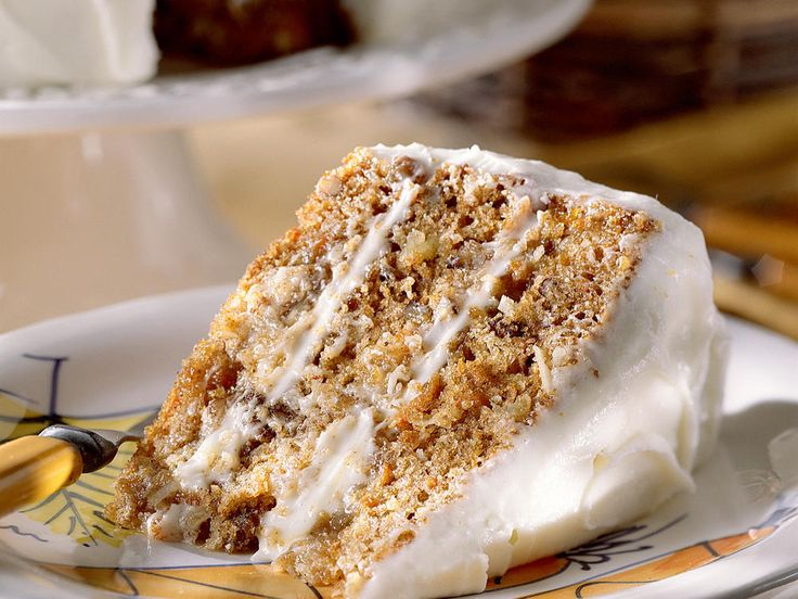 Truly our best-ever carrot cake recipe, make this classic favorite for a crowd and you might not have any leftovers to bring home. For more flavor, try toasting the nuts and coconut before adding them to the batter. It's important to cool the cakes completely before frosting, otherwise the frosting will just melt right off. To expediate the cooling process, you can put the cakes on their wire racks in the freezer (don't worry, it's not cheating), checking until they're thoroug...