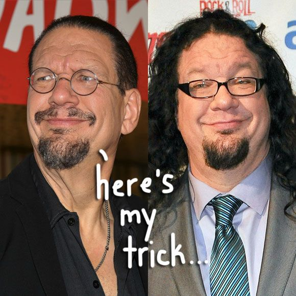 Penn Jillette Reveals The SHOCKING Trick To His 100 -Pound Weight Loss In New Book!