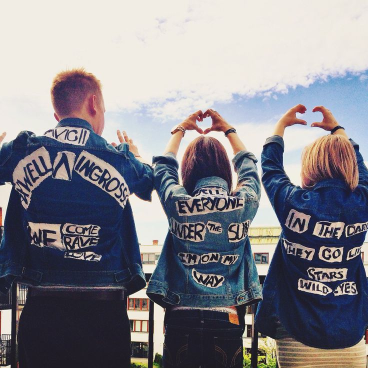 Avicii rave EDM axwell ingrosso levis denim diy friendship oslo norway findingsfestival findings2015 festival jacket love summer music calvinklein mycalvins