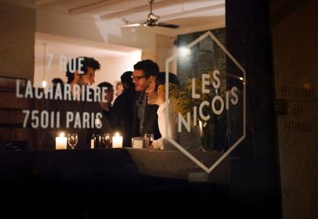 Top 10 new restaurants, bars and cafes in Paris  Gluttony, c'est chic. Paris is a-buzz with a new breed of trendy bistros and clandestine bars. We pick 10 openings, high on style but with surprisingly low prices