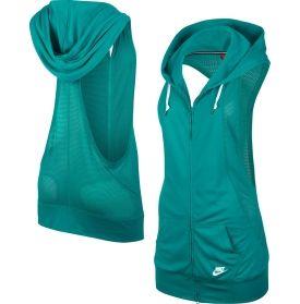 5681a5b947db Nike Womens Three-D Sleeveless Hoodie - Dicks Sporting Goods