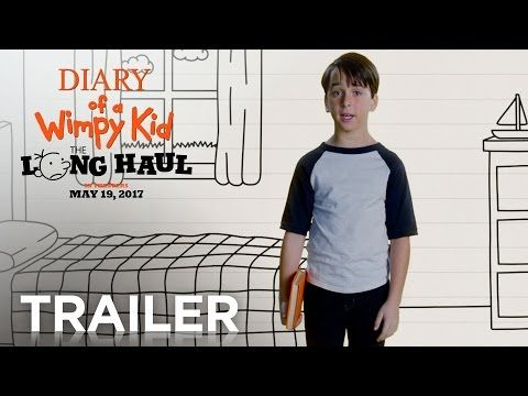 Diary of a Wimpy Kid: The Long Haul (2017) - Teaser Trailer  | Komédie | Trailery
