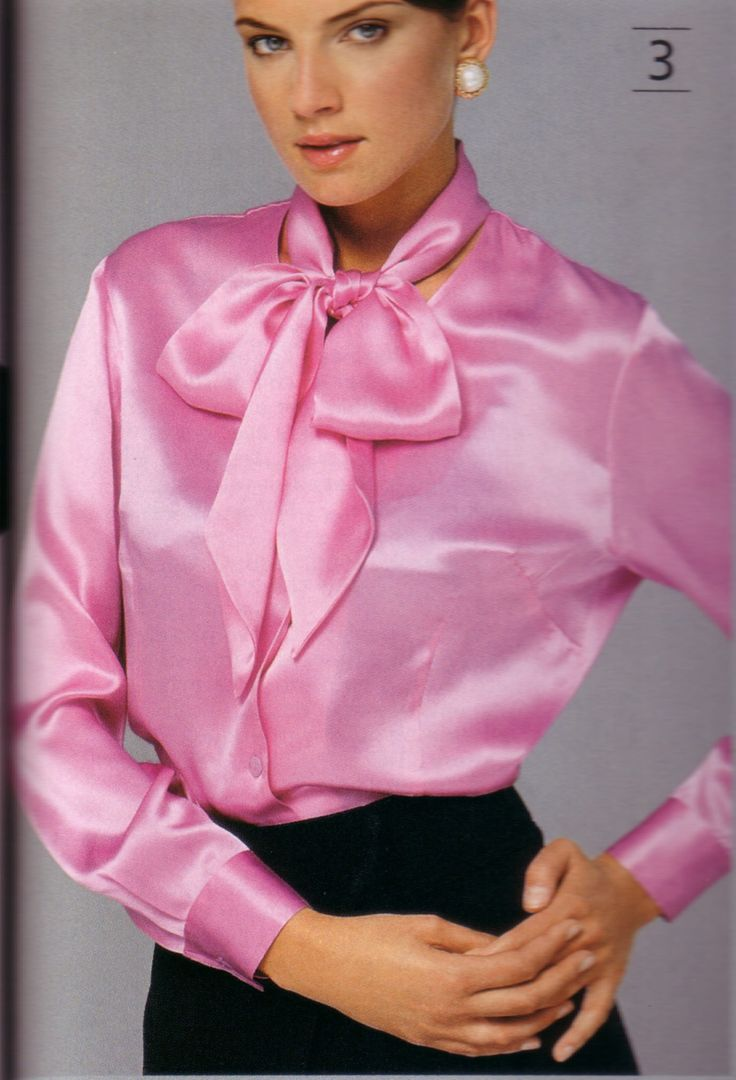 Pictures Of Satin Blouses 88