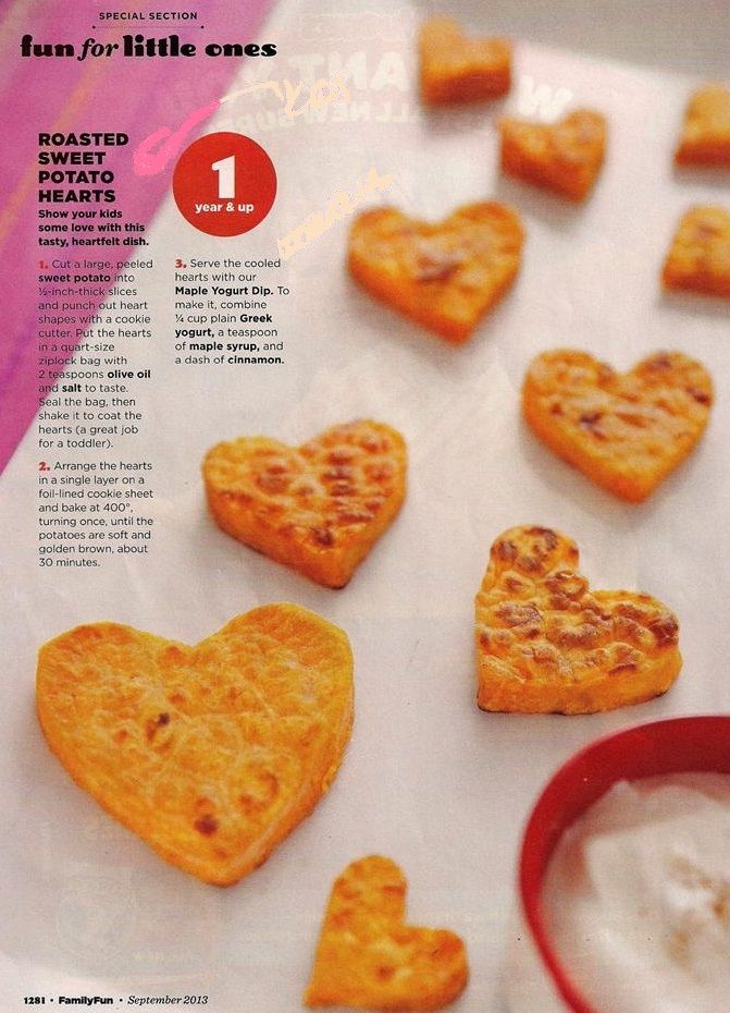 Family Magazine With Crafts