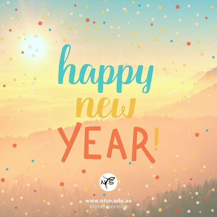 Happy New Year from all of us at National Training Solutions!