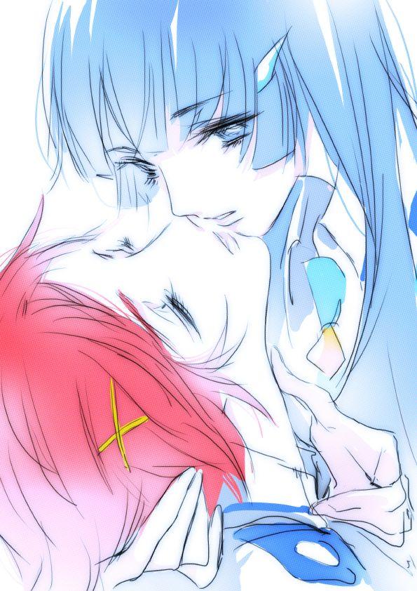 Innocent lesbian anime girls #13