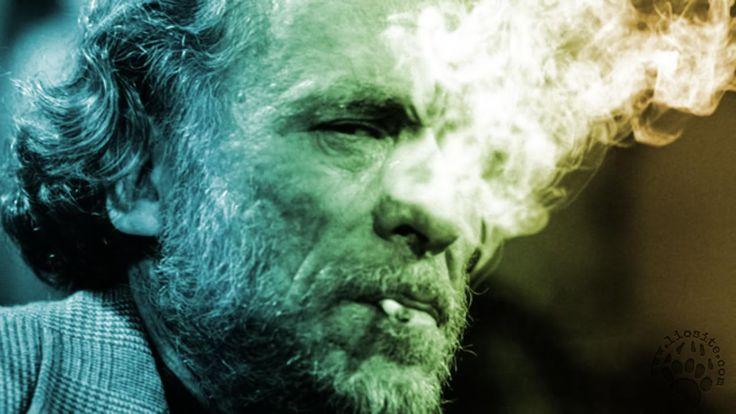 """Charles+Bukowski:+""""La+schiavitù+non+è+mai+stata+abolita,+è+stata+solo+estesa+per+includere+tutti+i+colori+della+pelle""""."""