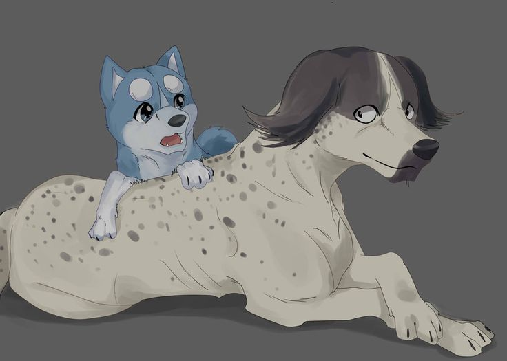 Ginga Densetsu Weed Dogs | hey GB? by myshowsstudios1