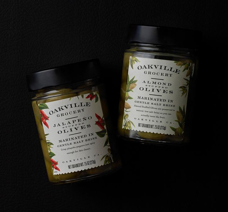 Oakville Grocery on Packaging of the World - Creative Package Design Gallery