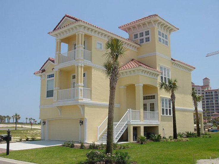 88 Best Beach Coastal House Plans Images On Pinterest