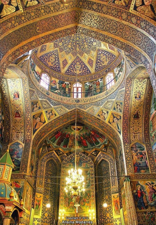 """Vank"" Church-Isfahan,Iran"