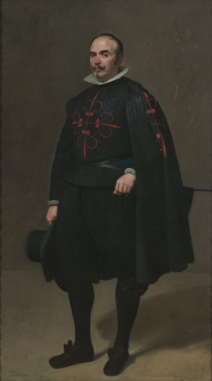 Diego Velázquez, Portrait of Don Pedro de Barberana