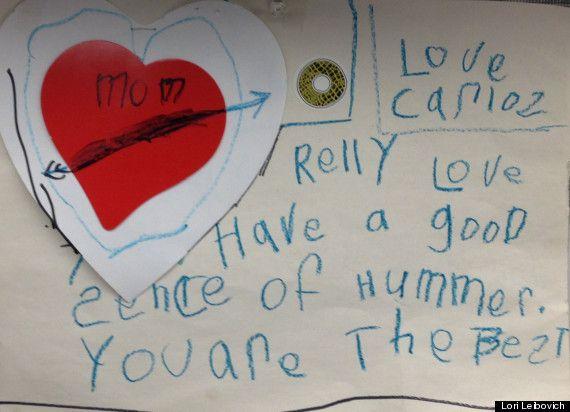 Kids Write the Darndest Things