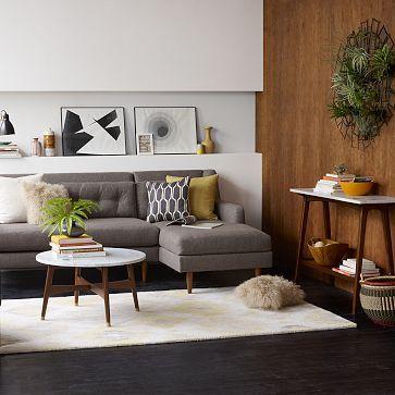 Coffee table // West Elm