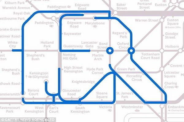 ¿Sabiais que en el #metro de #Londres existe una especie propia de mosquito, Culex Molestus, o que uniendo las líneas de los metros se encuentran siluetas de animales? Pues todas estás #curiosidades y muchísimas más en esta entrada.