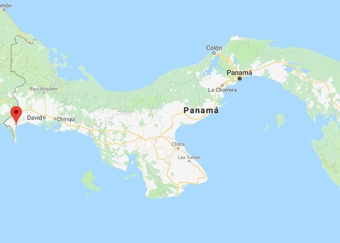 #panama Sismo de 4,1 se registra en Puerto Armuelles, Panamá - TN8 el canal joven de Nicaragua #orbispanama