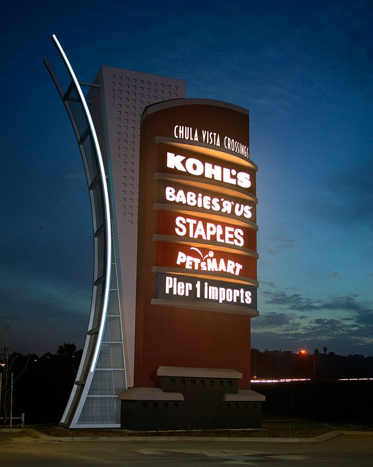 pylon sign designs - Saferbrowser Yahoo Image Search Results