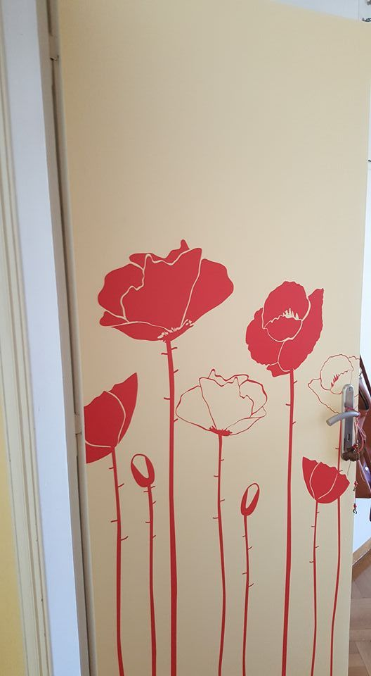fantastick πόρτες! #fantastick #onyourwall #wallart #sticker