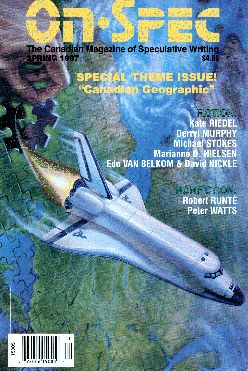 """The Lost World of Adanac"", Guest Editorial by Robert Runté, On Spec Magazine, Spring 1997"
