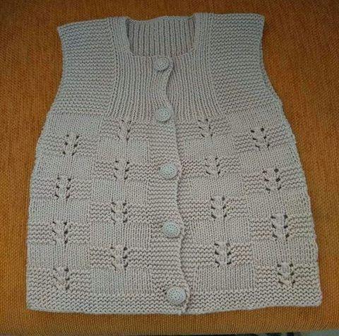 Stricken 220 Grain Womens Vest Model Spieße, Häkeln, Haarnadel und Spitze Womens Vest …   – yelek ve şal panosu