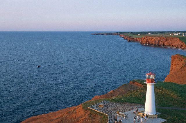 Iles de la Madeleine lighthouse