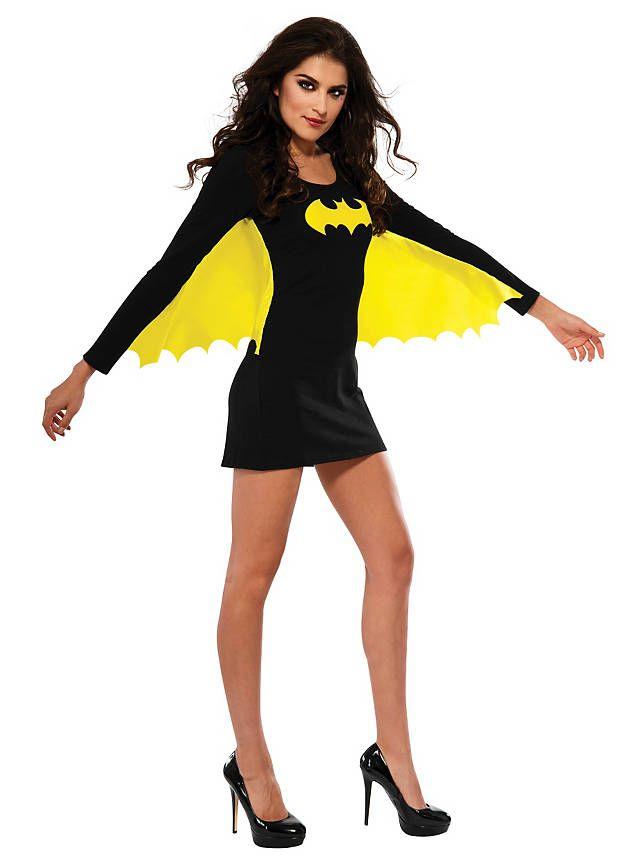 Batman, Robin, Batgirl ofizielle Kostme Fr Mnner