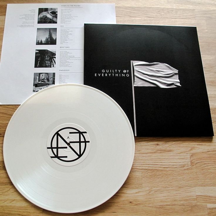 Nothing Quot Guilty Of Everything Quot Vinyl Vinyl Records
