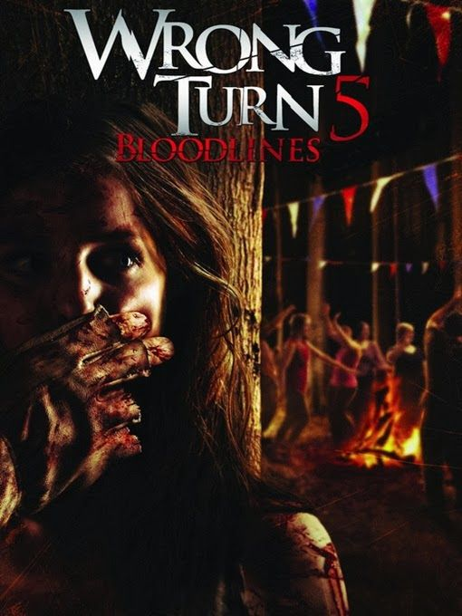 Gruesome Hertzogg Podcast: Wrong Turn 5 (2012)