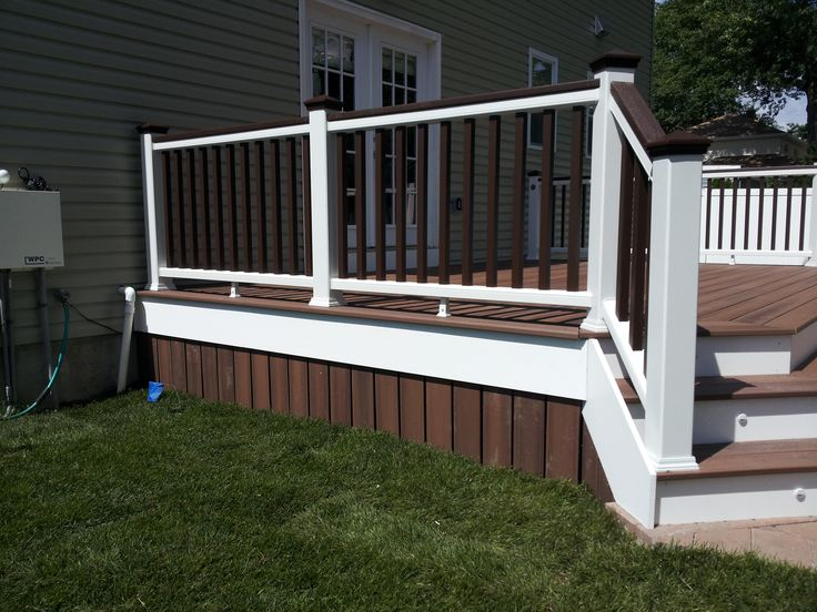 Best 12 Best Deck Railings Images On Pinterest Deck Balusters 400 x 300