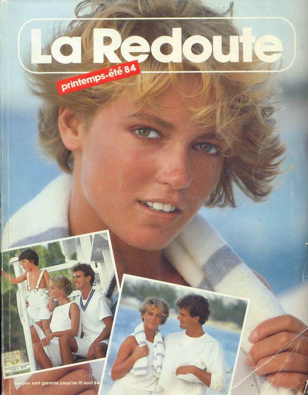 19 best images about catalogues vintages on pinterest eyebrows tricot and - La redoute catalogues ...