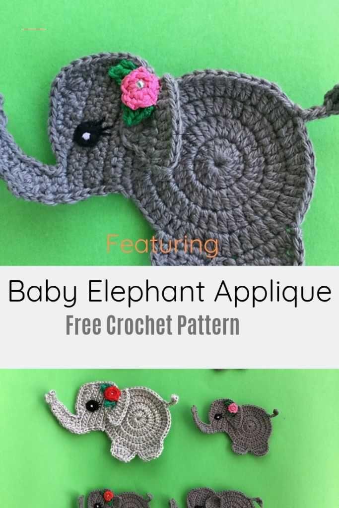 FireflyHomeDecor Firefly Elephant Amigurumi Welcome Crochet Toy ...   1024x683