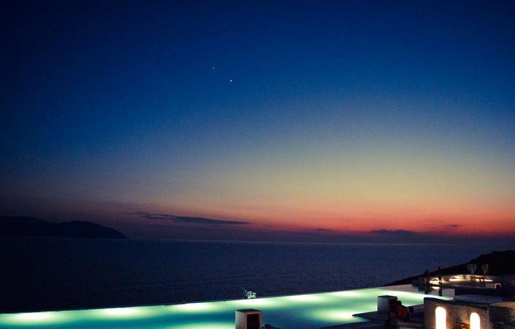 #iosgreece #greekislands #beautifulhotel #LifeOnIos #summer2015 #visitgreece #byrizoglou #pathoslounge #iosrestaurants #restaurant