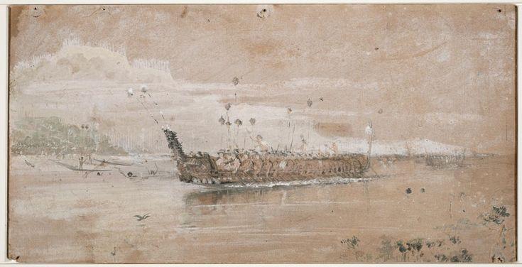 The return of Hongi Hika painting | NZHistory, New Zealand history online