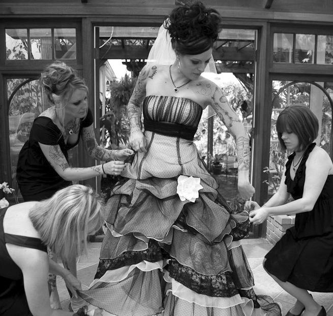 Black Wedding Dress Up : Best 124 a gothic wedding! images on pinterest weddings